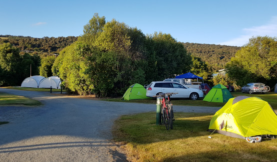 Papatowai Paradise | Camping in The Catlins - 4