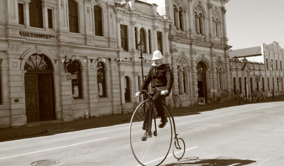 South Island | New Zealand | Small Town South | Oamaru  - 13