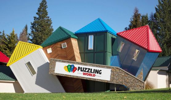 Puzzling World - 1
